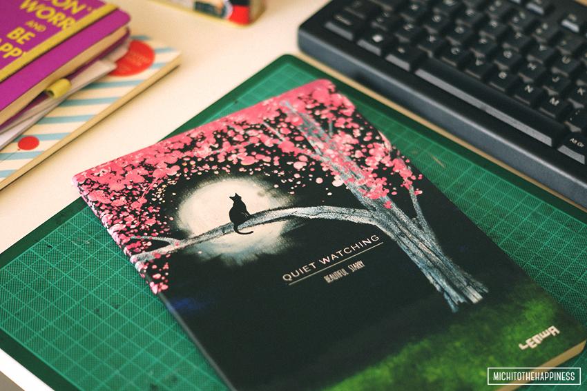 道 ~ to the Happiness: Haul artístico: libretas, tintas y marcadores.