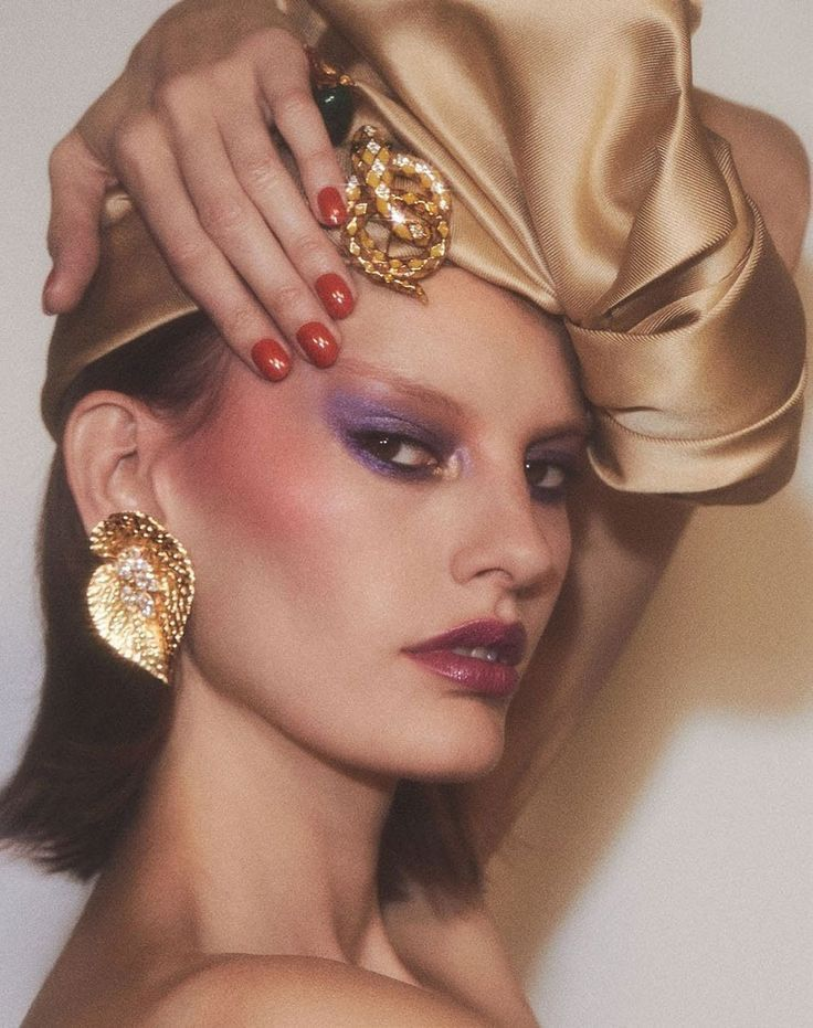 Photo of EDITORIAL: 'Easy Glamour' – Vogue Arabia May 2018 – Who Wore What Jewels –  Vo…