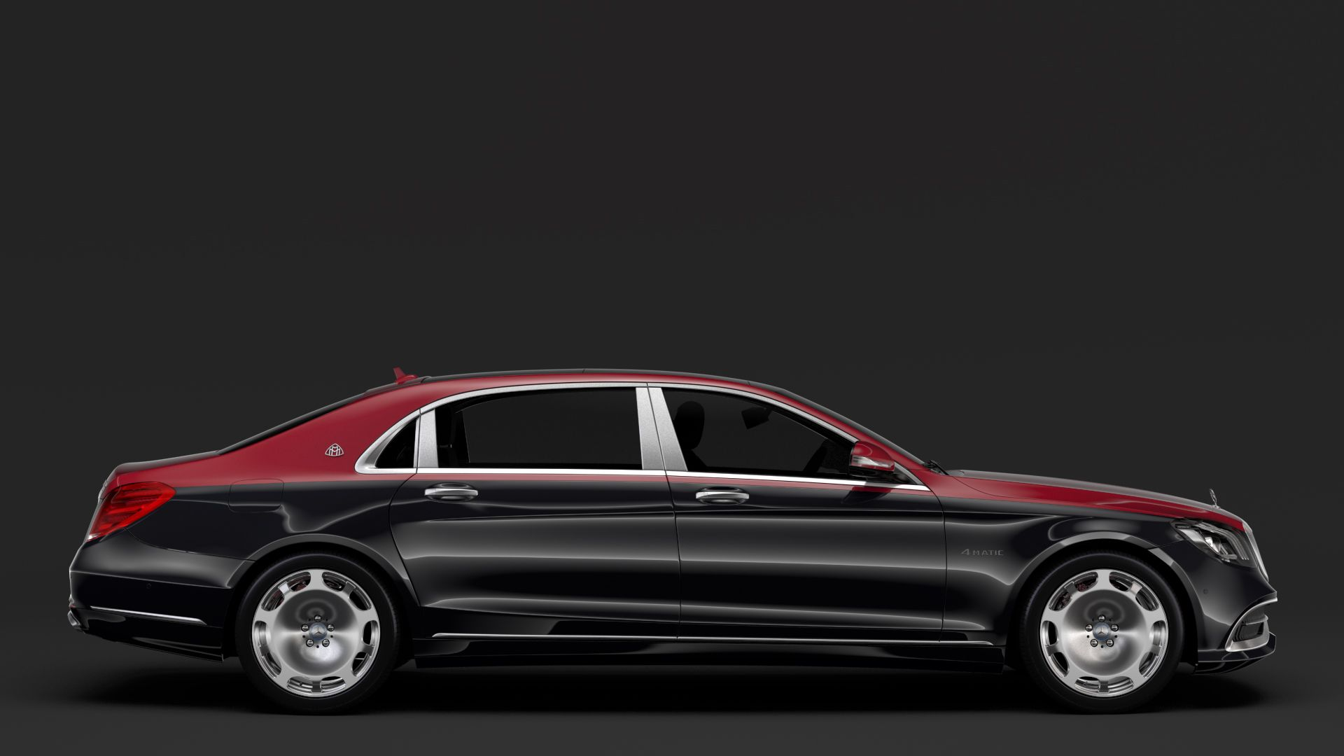 Mercedes Maybach S 560 4matic X222 2019 Mercedes Maybach