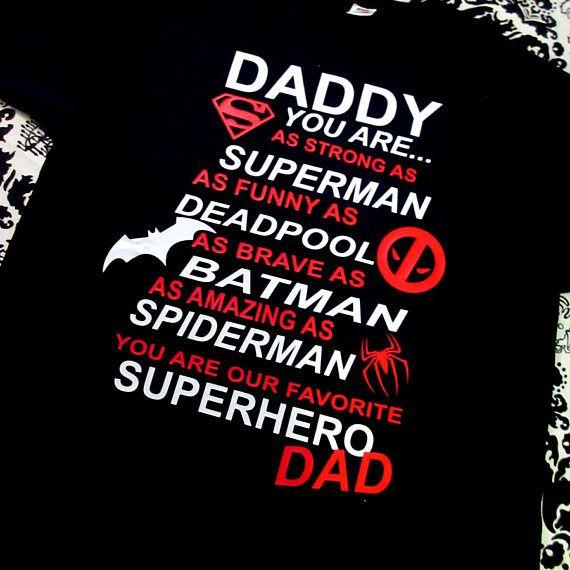 be6319f4 Dad shirt, superhero, dad superhero shirt, superhero shirt, fathers day  gift, batman shirt, superman shirt, deadpool shirt, superman shirt,  spiderman shirt, ...