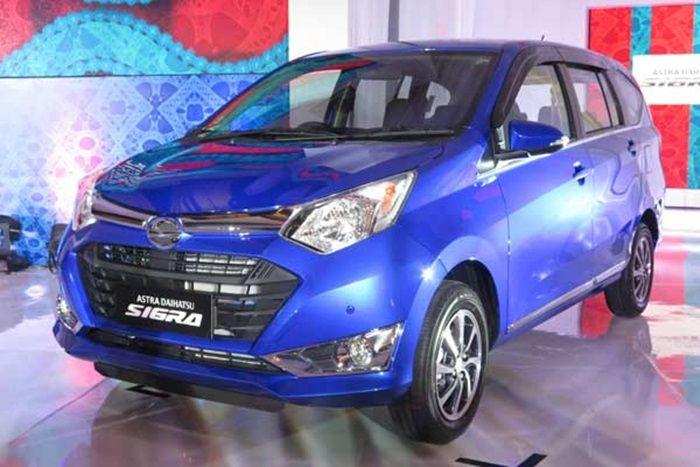 Ini Spesifikasi Lengkap Daihatsu Sigra 2016 Indonesia Daihatsu