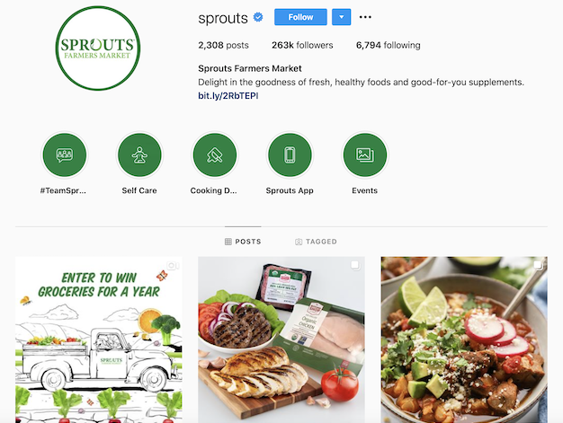 Free Ways To Promote Your Instagram Account Sprouts Farmers Market Social Media Advertising Accounting Sprouts Farmers Market