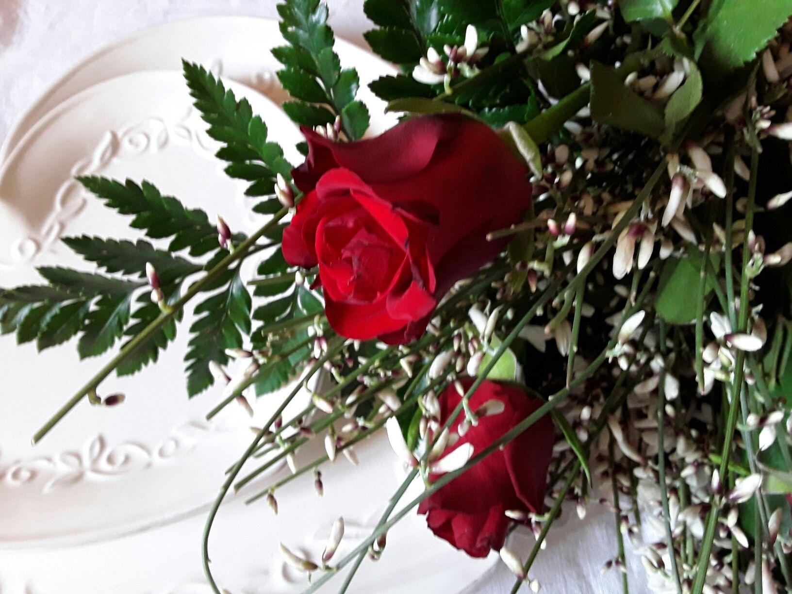 Rose rosse.... S. VALENTINO 😍😍😍