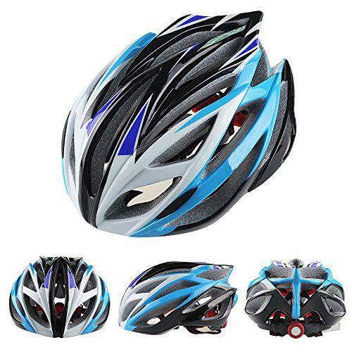 Ezyoutdoor Bicycle Helmet For Adult With 21 Hole Design Eps Pc