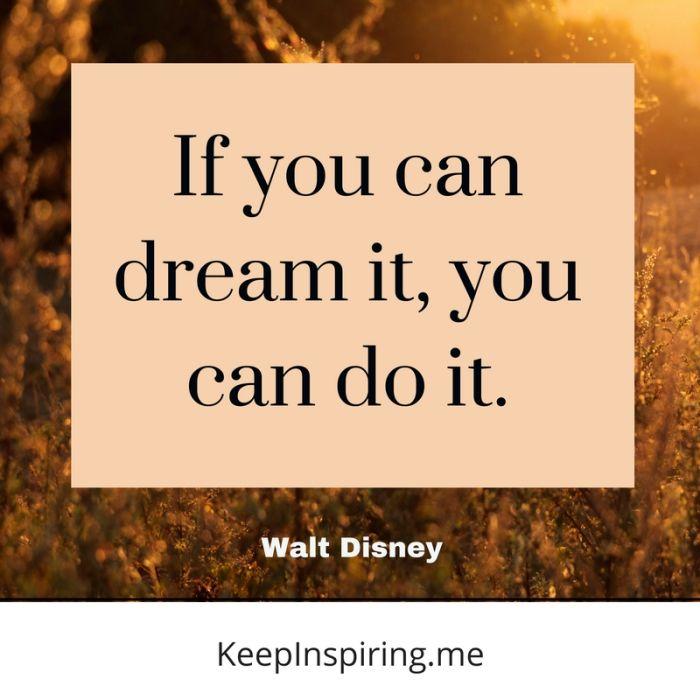 Walt Disney Quotes 107 Walt Disney Quotes That Perfectly Capture His Spirit  Recipes