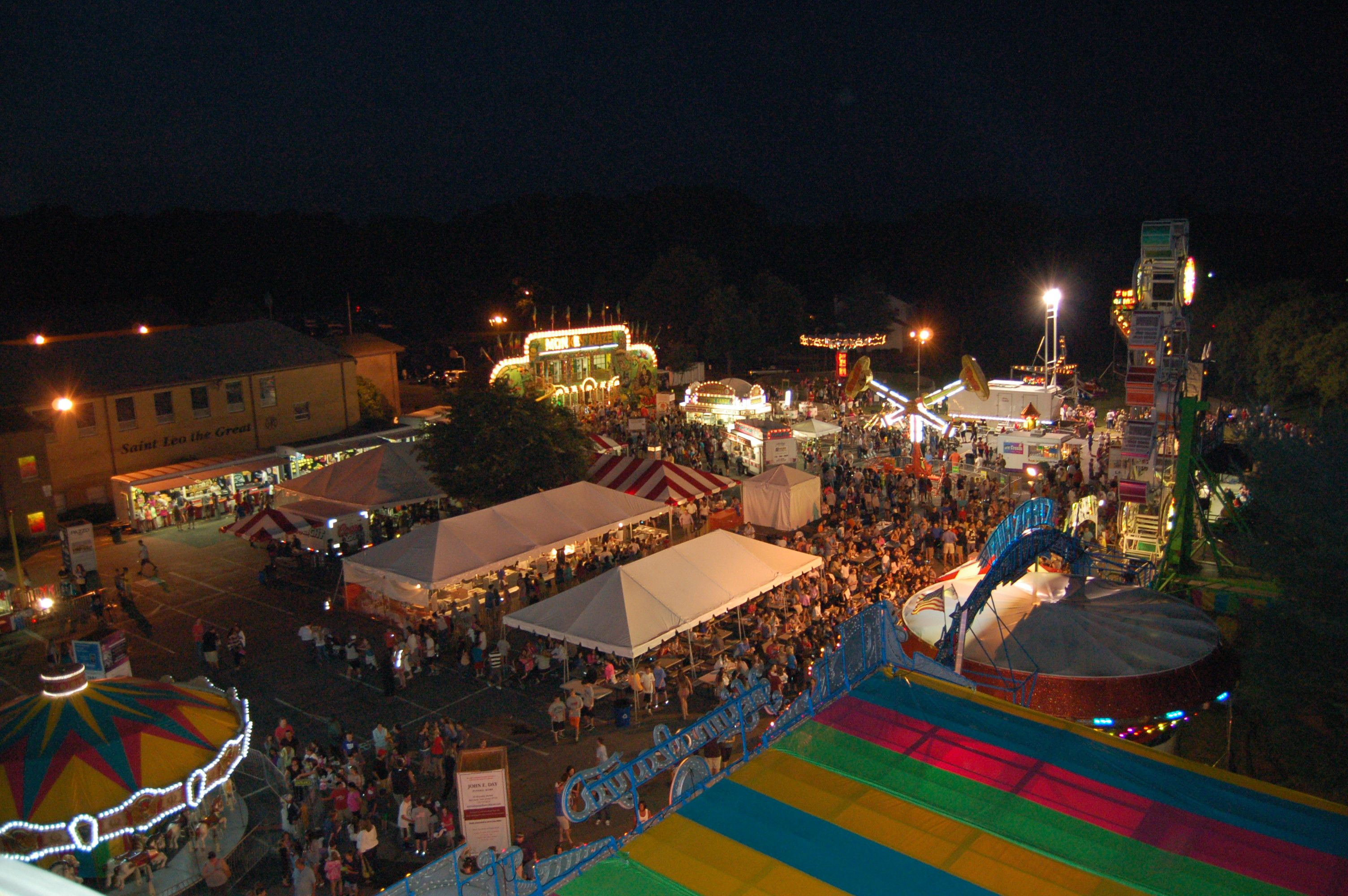 St. Leo\'s Fair | My town | Pinterest