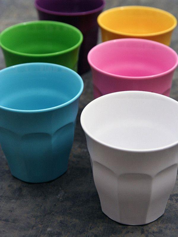 Rockett St George :D  -Rainbow cups~