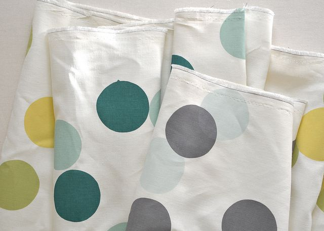 Hand Printing Fabric