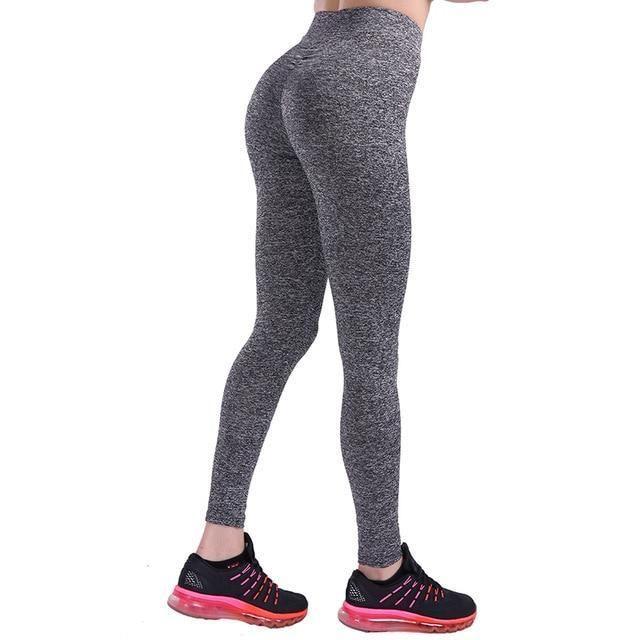 Womens Push Up Leggings - Fresh Shade #leggings #freshshade #activewear #yogapants #womenclothes #wo...