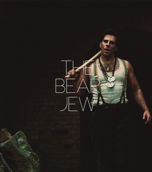 the bear jew movies pinterest bears inglorious