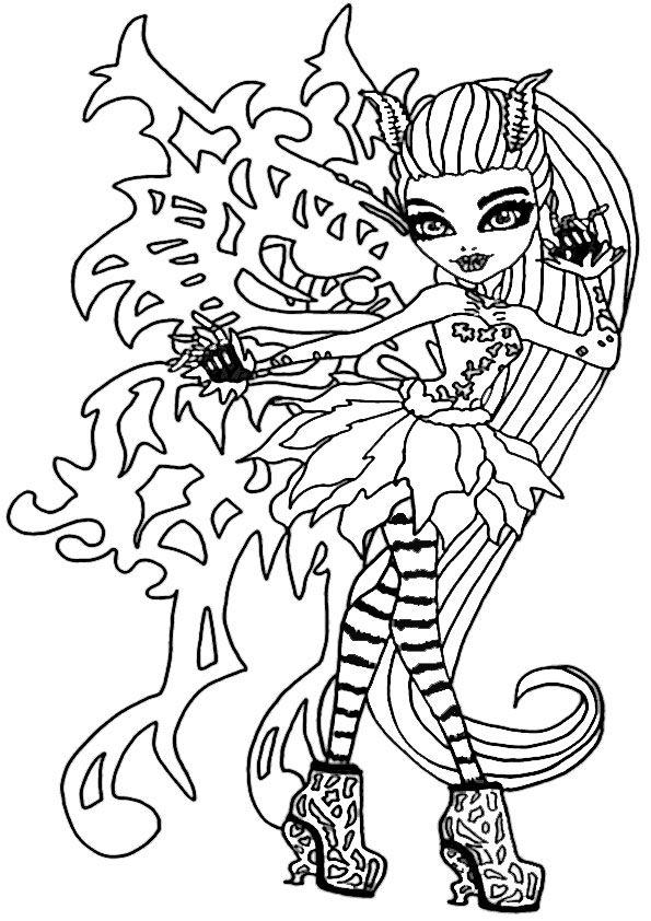 Malvorlagen Monster High Draculaura Https Www Ausmalbilder Co Malvorlagen Monster High Draculaura Monster Coloring Pages Coloring Pages Dance Coloring Pages