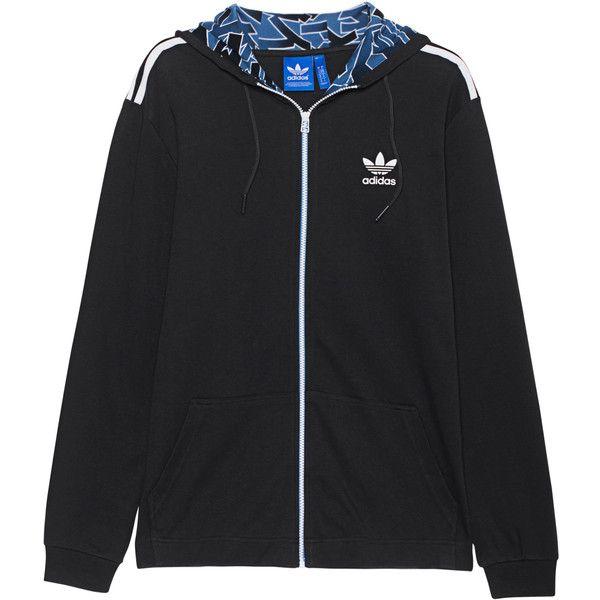 ADIDAS ORIGINALS Shatter Zip Carbon Zipper hoodie (21.885