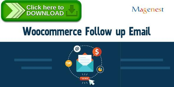 Free nulled Follow up email for woocommerce download Follow follow - follow up email