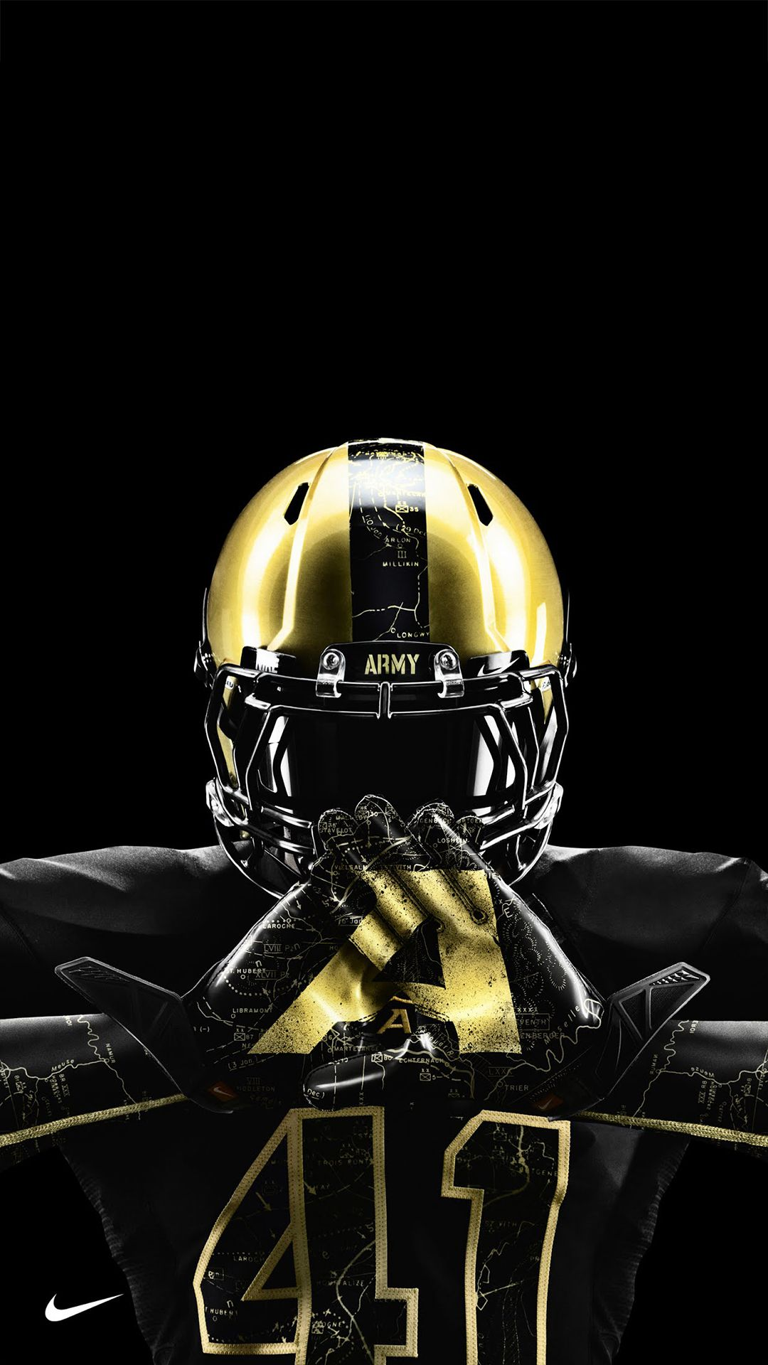 Nike Logo Htc One Wallpaper Best Htc One Wallpapers Football Wallpaper Iphone Army Black Knights Football Football Wallpaper