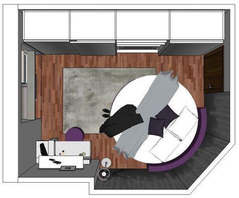 a cabina e di vistaIl piccola letto progetto camera BtxosCrdhQ