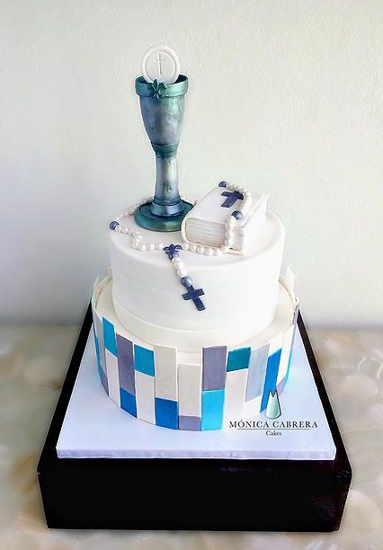 pasteles de primera comunion en puebla