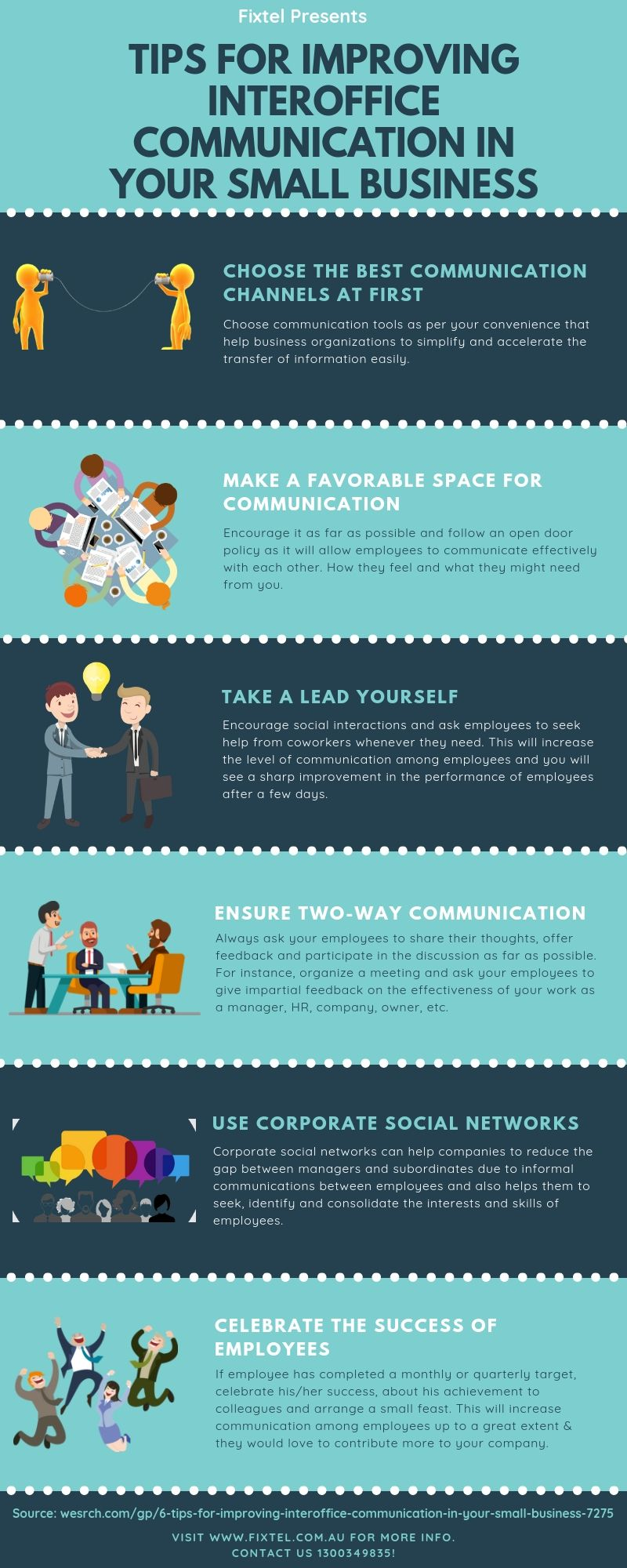 6 Tips For Improving Interoffice Communication In Your