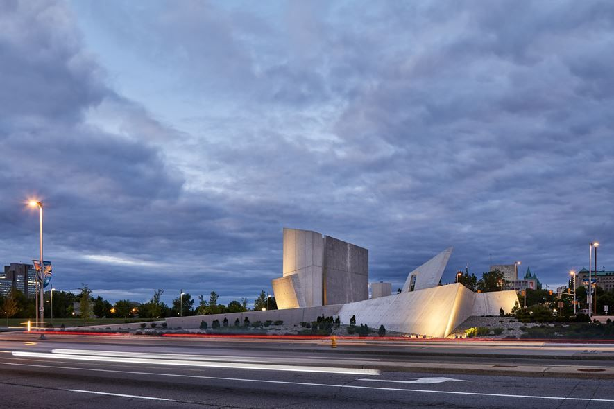 National Holocaust Monument - Picture gallery