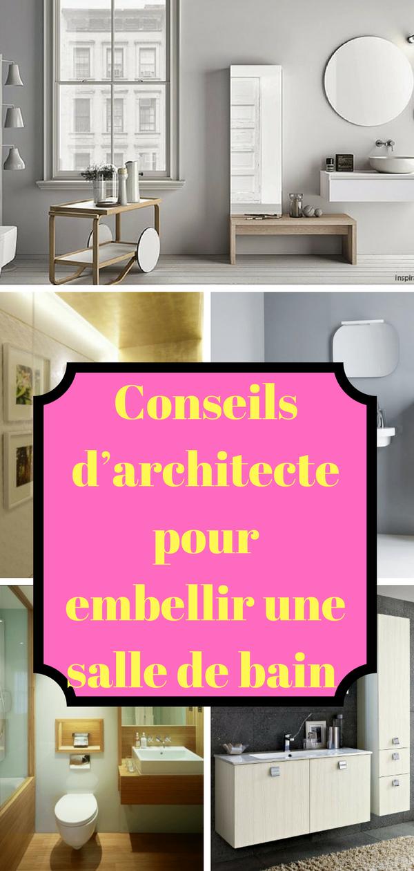 10 id es d 39 architecte pour embellir une petite salle de. Black Bedroom Furniture Sets. Home Design Ideas