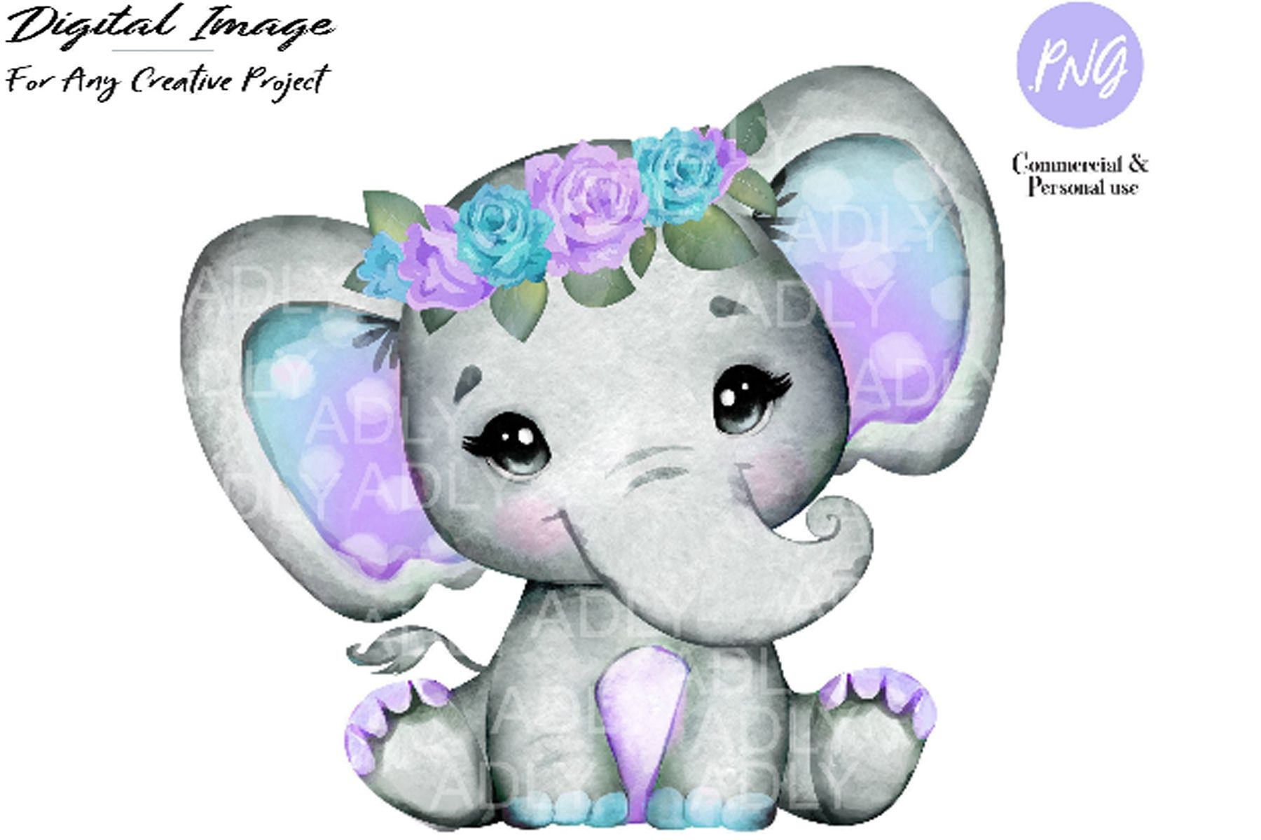 18++ Purple elephant png clipart ideas in 2021