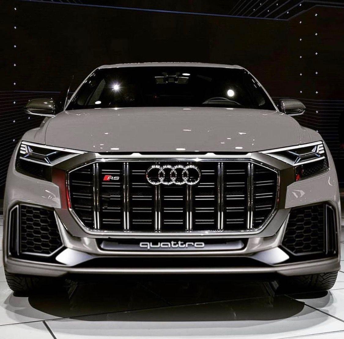 2019 Audi Rsq8 Front End Stare Down Super Luxury Cars Suv Cars Audi Suv