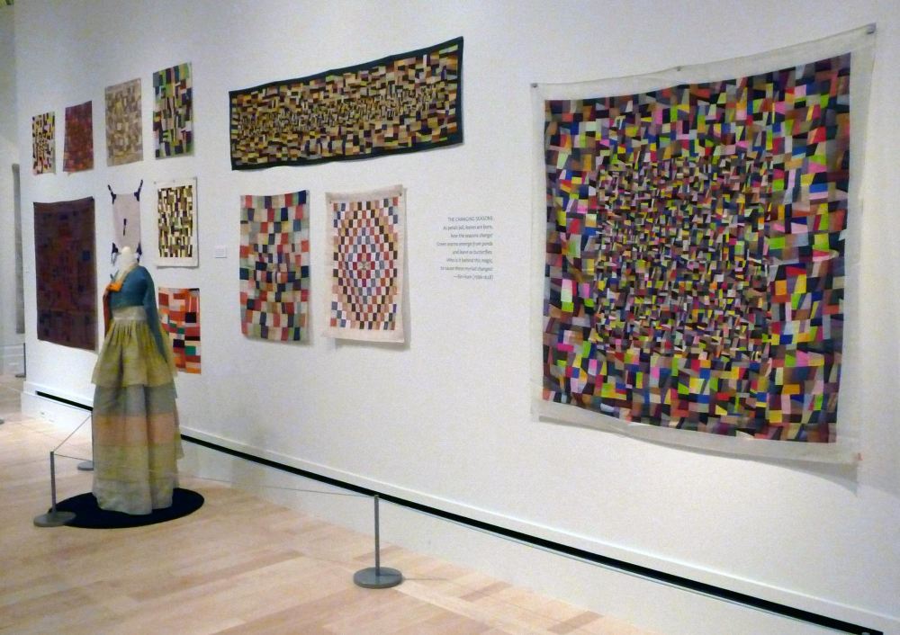 Pojagi Patchwork Quilts From Korea International Quilt Museum Lincoln Ne Patchwork Quilts Quilts Patchwork