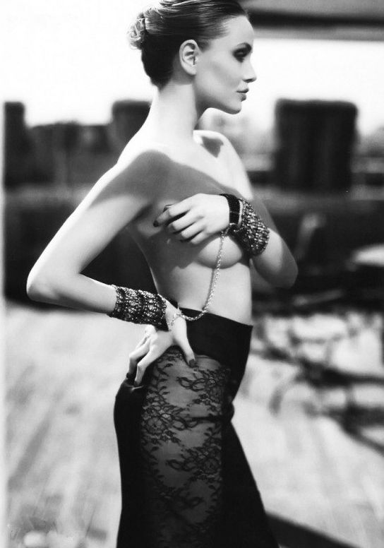angelina jolie lingerie russian magazine