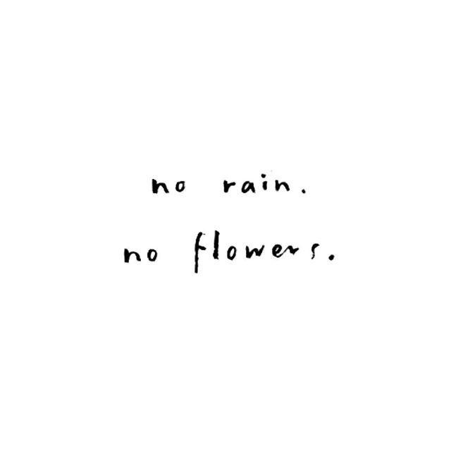 if no rain