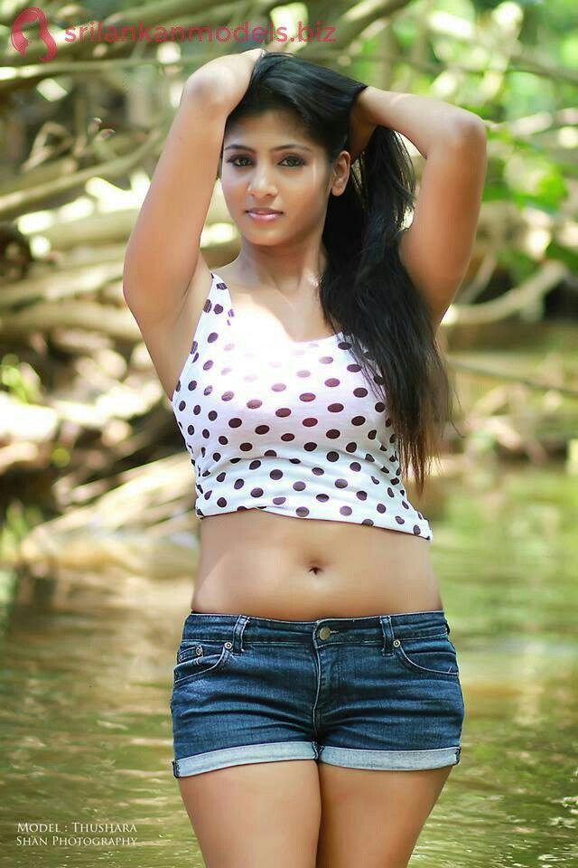 sri lankan actresses with shorts