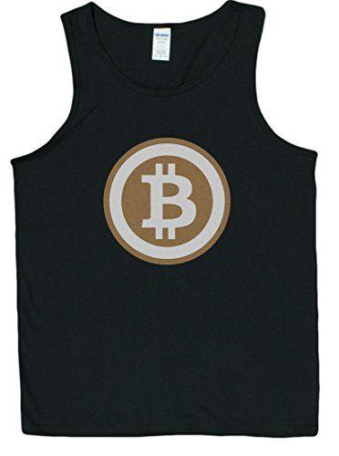 Men's Bitcoin Logo Tank Top #bitcoin #bitcoins #btc #crypto #cryptocurrency #blockchain #bitcoinbillionaire #money #ethereum #bitcoinmining #technology