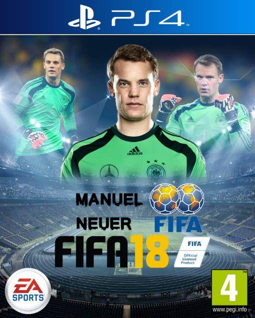 Neuer Fifa 18