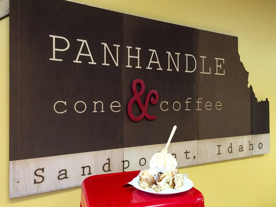 Panhandle Cone & Coffee The Tiny Shop In Idaho That