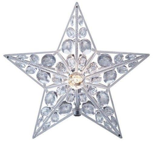 Gwiazda Z Diamentow Led Na Szczyt Choinki Lampki 6976563391 Oficjalne Archiwum Allegro Ceiling Lights Decor Ceiling