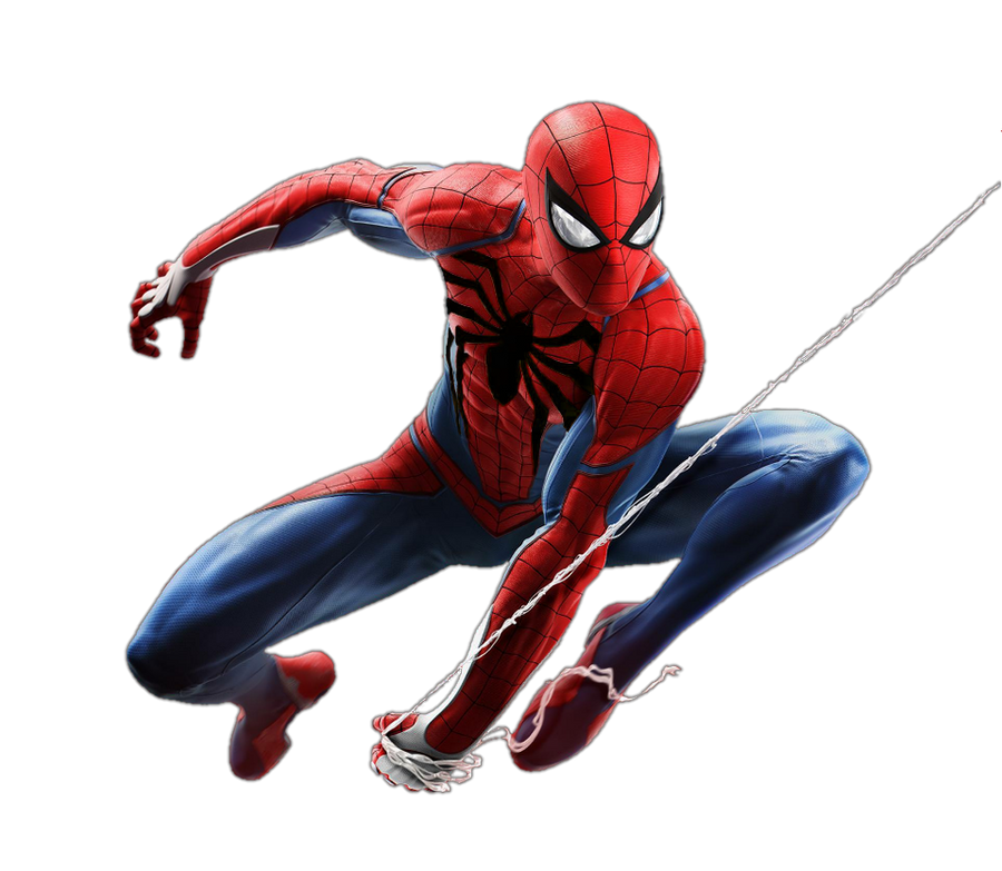 Spiderman Advanced Suit With Black Spider By Agentprime On Deviantart Spiderman Black Spider Spider