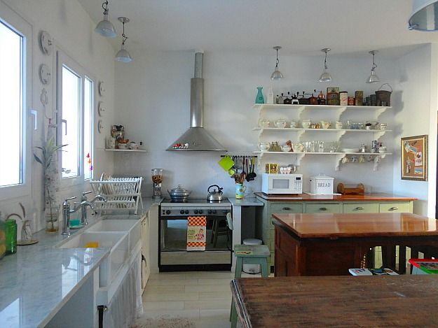 Silvina's kitchen