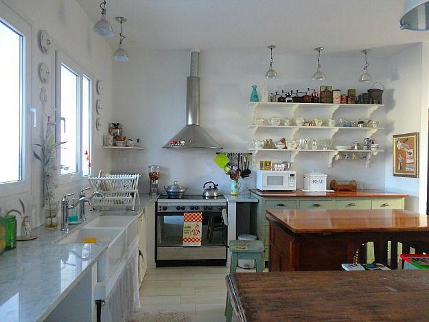 Silvina's kitchen
