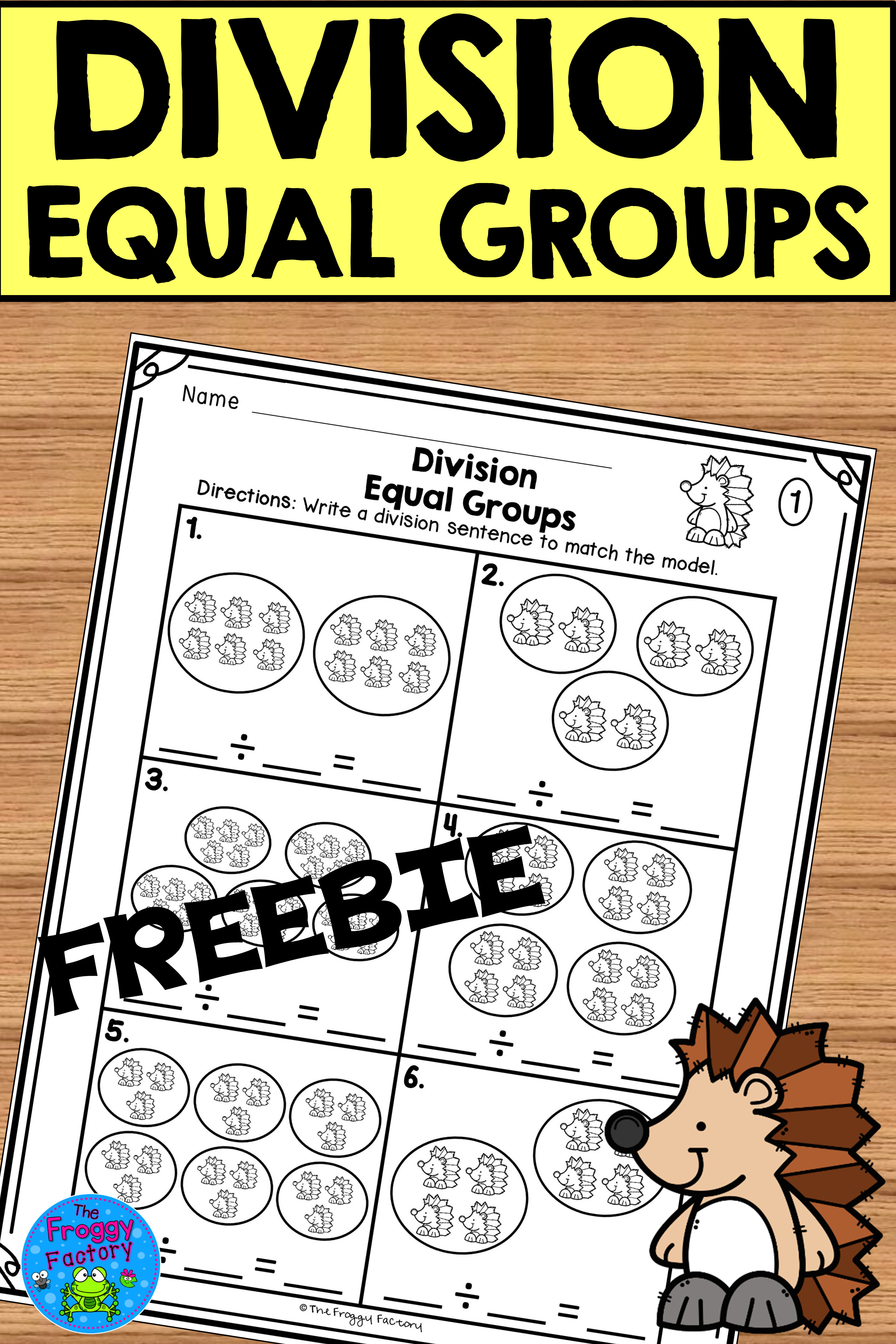 Do Your Students Need More Practice With Division Equal
