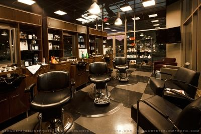 Barber Shop Design Ideas custom cuts image one antique styled barber chair custom cuts image two small shop interior design Ideas For Decorating A Barber Shop Decorating Ideas