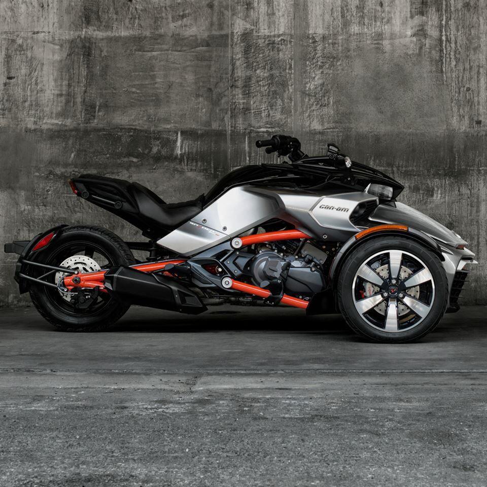 2015 CanAm Spyder F3....Badass! | Moto-Cycles | Pinterest | Wheels ...