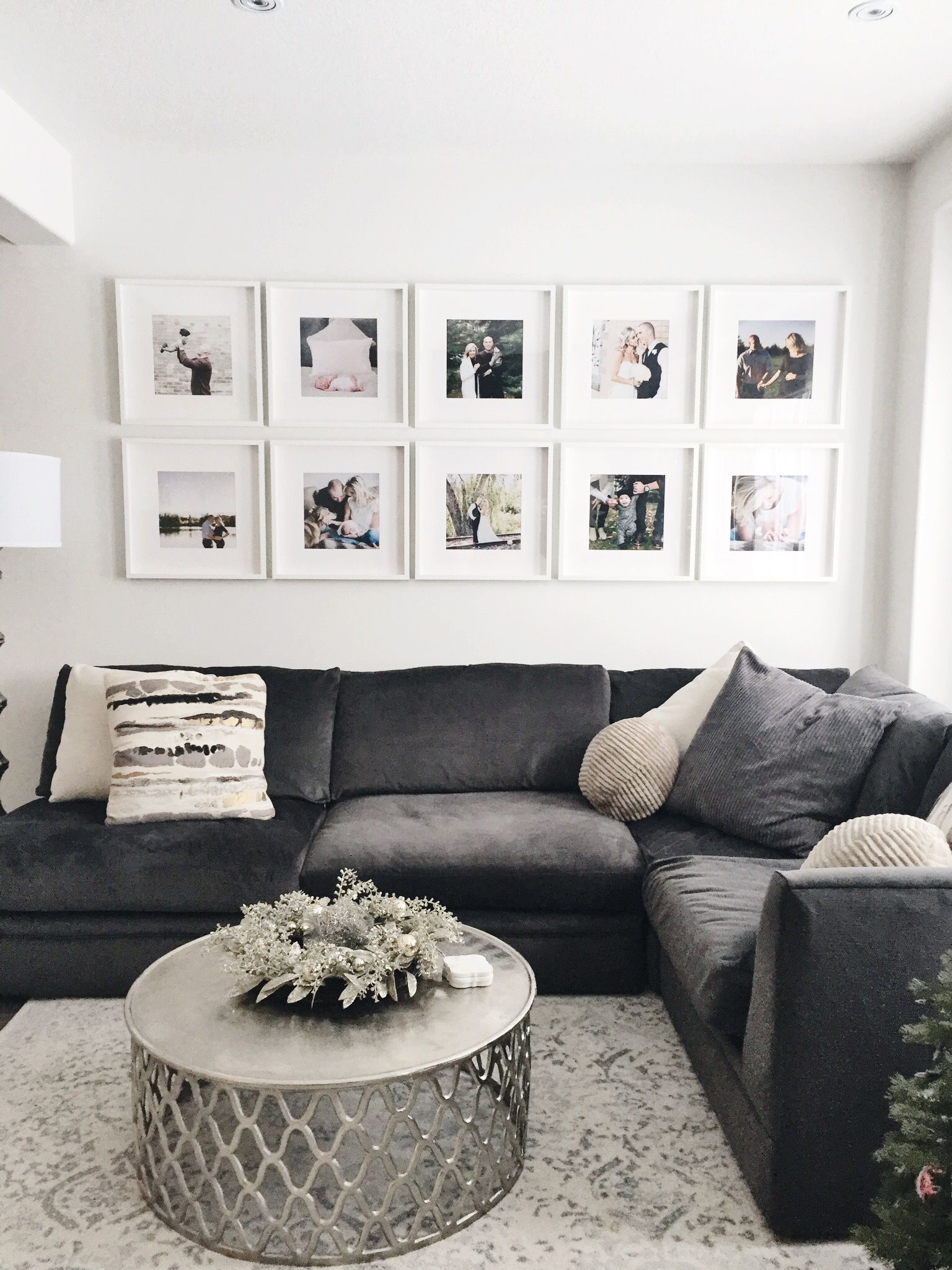 201 Ideas For Living Room Wall 2020 In 2020 Gallery Wall Living Room Home Living Room Trendy Living Rooms