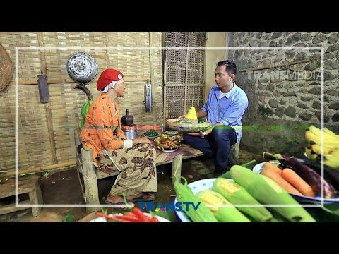 Rahasia Dapur Nenek Makna Nasi Bucu Kendit Sayur Lumbu Di Wonosobo