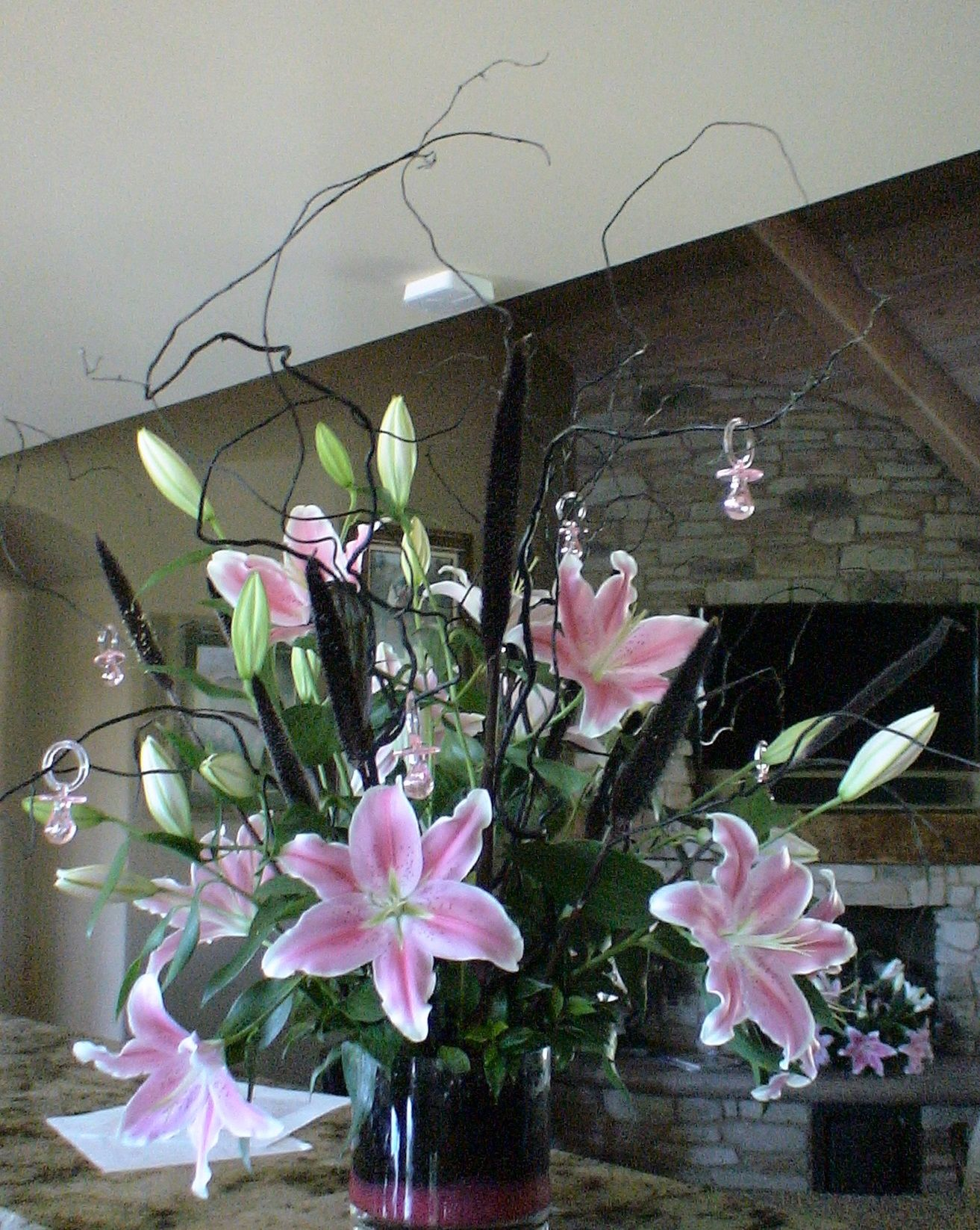 Simply Regal Events Florals Welcome Fallbrook Ca Baby Shower Themes Baby Shower Centerpieces Baby Shower