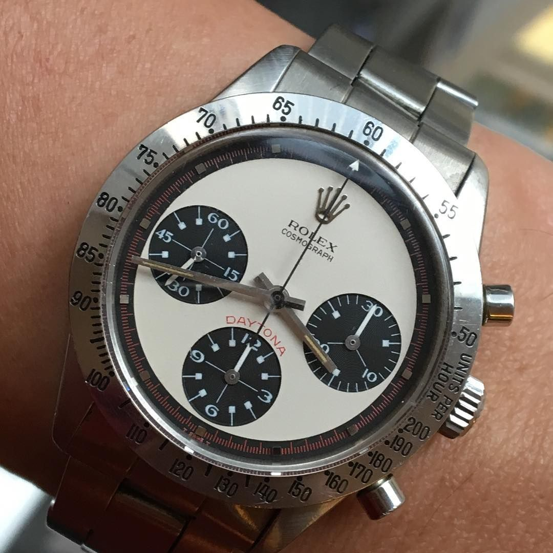 New catch of the day, a minty & unique Rolex 6239 PN