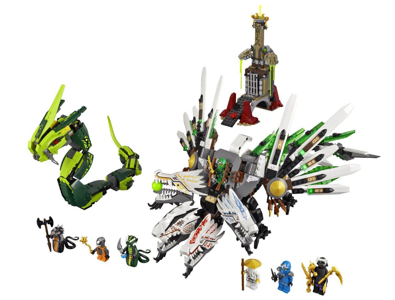 lego ninjago 9450 epic dragon battle for 7799 - Legocom Ninjago