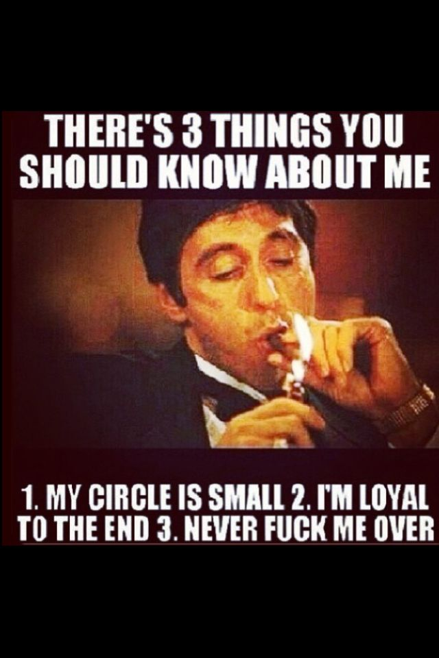 Scarface Quotes Realtalk Quotes Scarface Quotes Gangster Quotes
