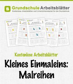 Kostenlose Arbeitsblätter und Unterrichtsmaterial zum Thema Kleines ...