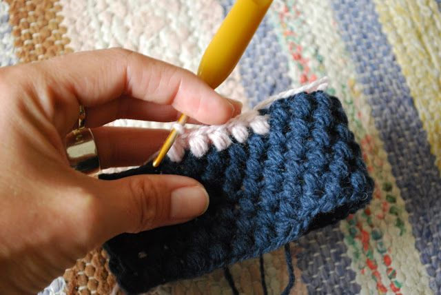 The Puk Project: How to crochet puff stitches