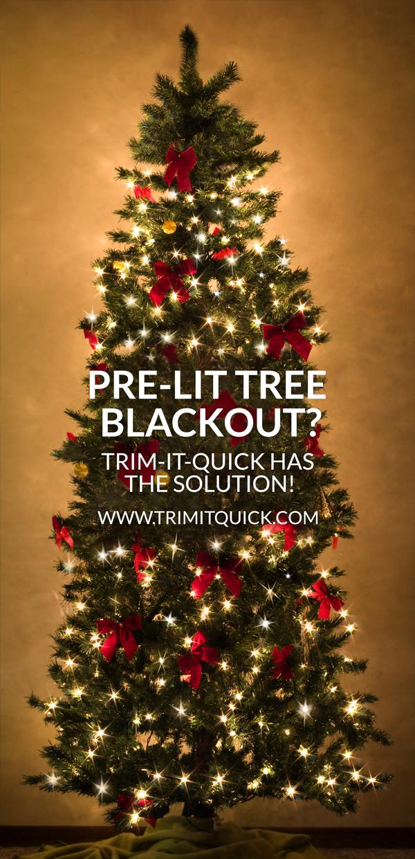 Christmas Tree Lights Repair Kit