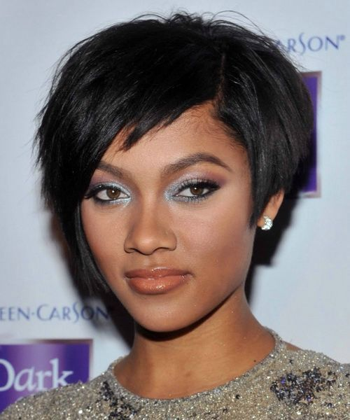 Short African American Hairstyles Prepossessing 2014 Short African American Hairstyles  Short Hairstyles Ideas
