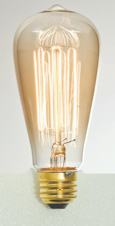 Black Light Incandescent Bulb Halloween Decor 60 Watt Pack of 2 Decoration Creepy